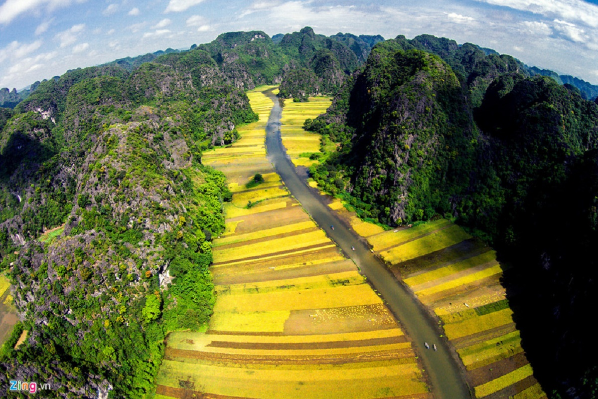 NINH BINH GETAWAY PACKAGE-Recommended (4 DAYS 3 NIGHTS)